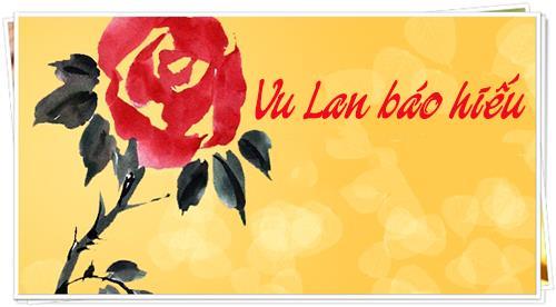 Co the ban chua biet Le Vu Lan ngay may