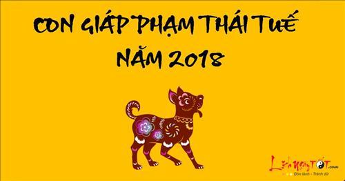 con giap pham thai tue 2018