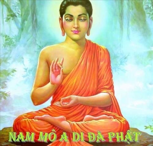 Niem Nam Mo A Di Da Phat giup tieu tan benh tat