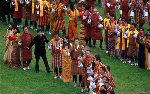 Dat Phat mot lan den la me dam - Bhutan