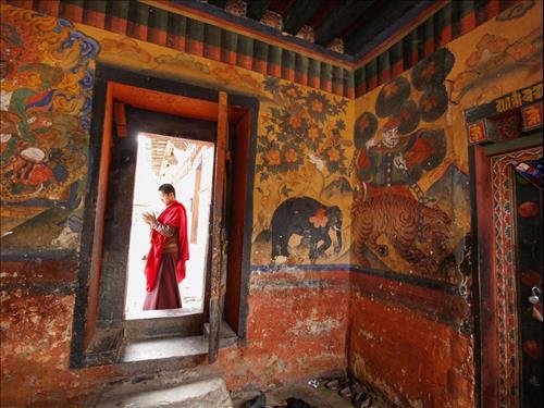 Ve dep Bhutan