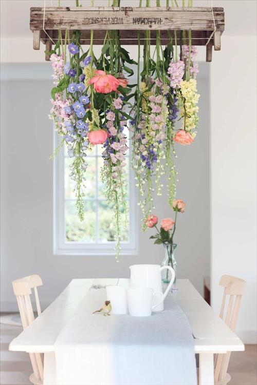 cam hoa tuoi de tang Dao hoa vi cho gia chu