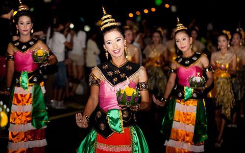 Tet Trung thu o Thai Lan