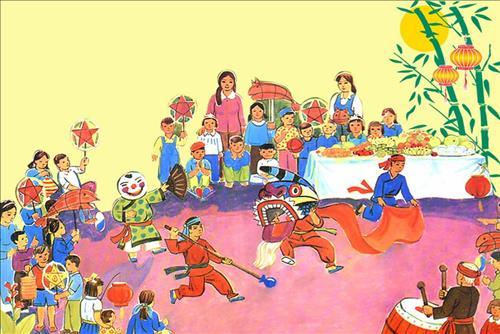Nét đẹp phong tục truyền thống trong Tết Trung Thu đất Việt