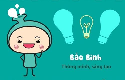 Bao Binh thich nguoi thong minh