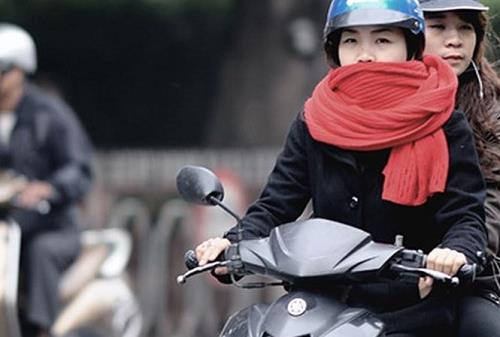 Dự báo thời tiết: Không khí lạnh tăng cường, Hà Nội mưa dông
