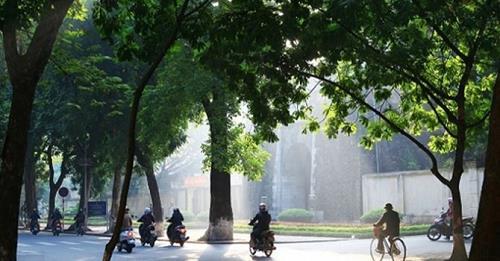 Dự báo thời tiết ngày mai 24/10: Tây Bắc mưa dông rải rác
