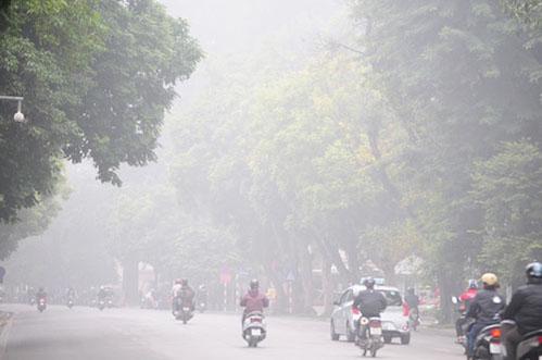 Dự báo thời tiết Hà Nội 1211