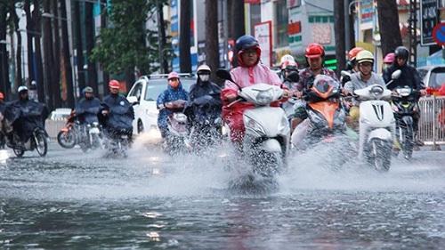Dự báo thời tiết hôm nay 16/11: Bắc Bộ trời hửng nắng, Nam Bộ cảnh báo có mưa dông