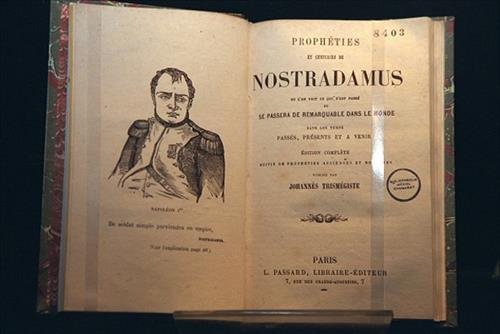 Nha tien tri Nostradamus du doan 2019