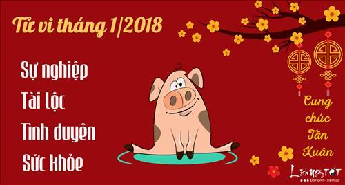 Tử vi tuổi Hợi tháng 1 năm 2018 âm lịch: Gặp hạn về sức khỏe, đi đứng cẩn thận