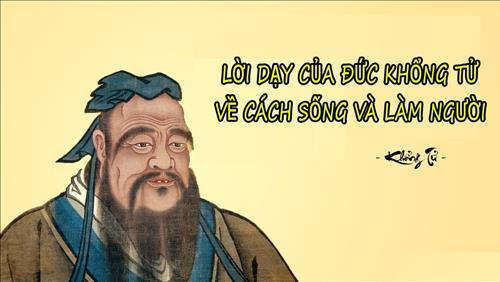loi day cua Khong Tu