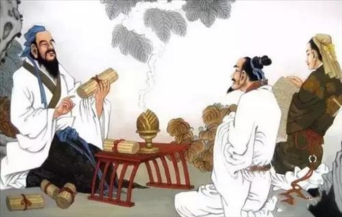 kien thuc truyen day cua Khong Tu la loi ran day co y nghia toi muon doi