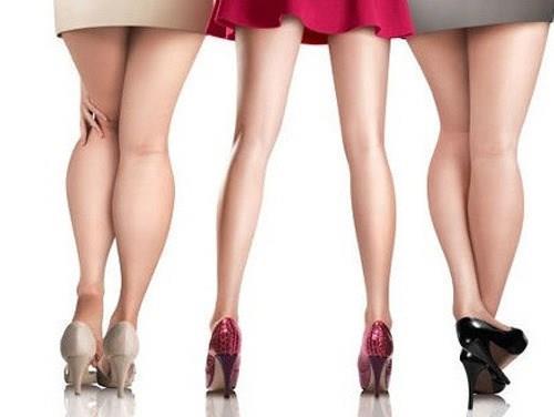 Bắp chân to – nét quý tướng giúp phụ nữ CẢ ĐỜI HƯỞNG PHÚC