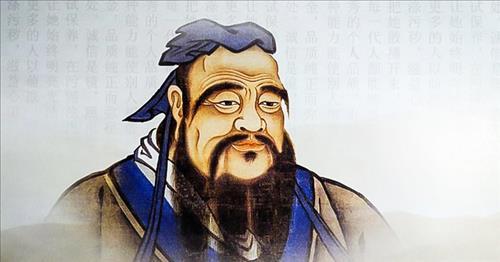 Khong Tu khai sang Nho giao