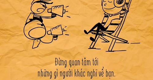 muon song hanh phuc thi dung qua quan tam den nhung dieu nguoi khac nghi ve minh