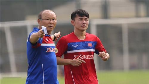Minh Vuong U23 Viet Nam