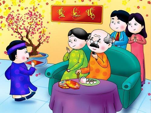 15 lời chúc Tết ông bà hay và ý nghĩa nhất cho năm mới phúc căng tràn