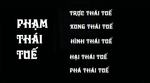 PHAM THAI TUE LA GI
