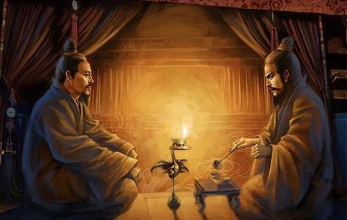 Hé lộ bí mật Lưu Bị được làm vua nhờ long mạch tốt