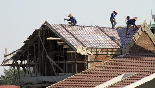 Tháng Giêng có nên động thổ, làm nhà?