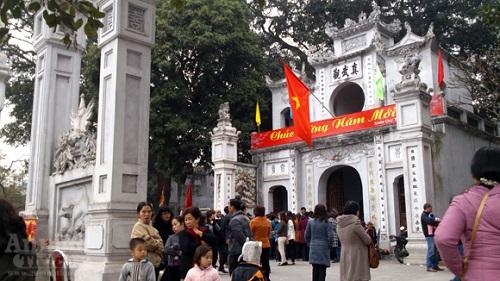 Le cau an 2019 dien ra tai den Quan Thanh