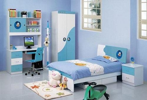 Phong thủy phòng ngủ trẻ em: Mẹo phong thủy giúp bé hay ăn chóng lớn
