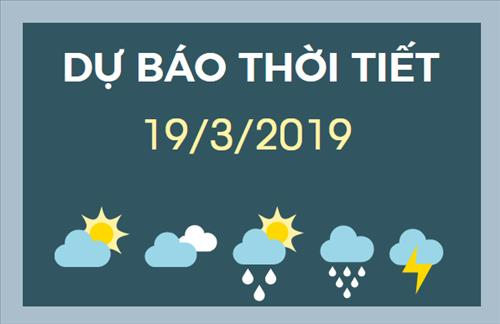 Dự báo thời tiết 19/3: Hà Nội mưa phùn rả rích, Hồ Chí Minh nắng nóng