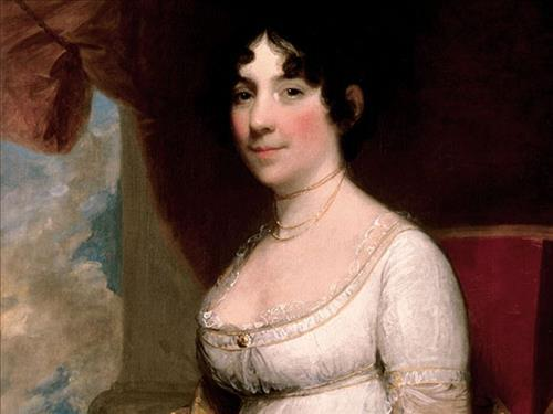 Hon ma De nhat phu nhan Dorothea Paine Dolley Madison