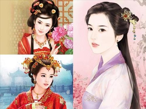 Tam nuong la 3 nang Muoi Hy, Bao Tu, Dat Ky