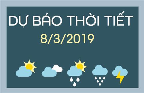Dự báo thời tiết 8/3: Ngày Quốc tế Phụ nữ, Hà Nội trời rét do ảnh hưởng của không khí lạnh