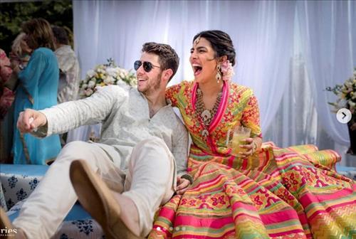 Dam cuoi Priyanka Chopra va Nick Jonas