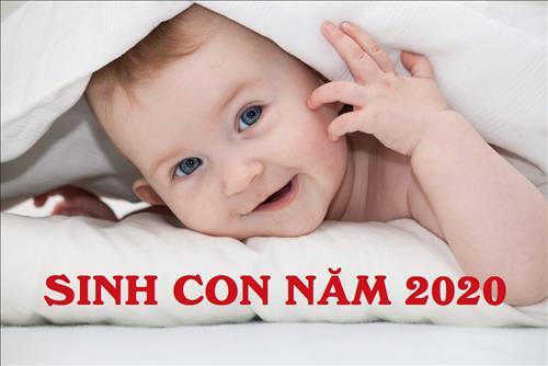 sinh con nam 2020 nhung dieu can biet