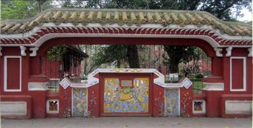 Bình phong ở Huế - nơi lưu giữ bình phong đẹp nhất đất Việt