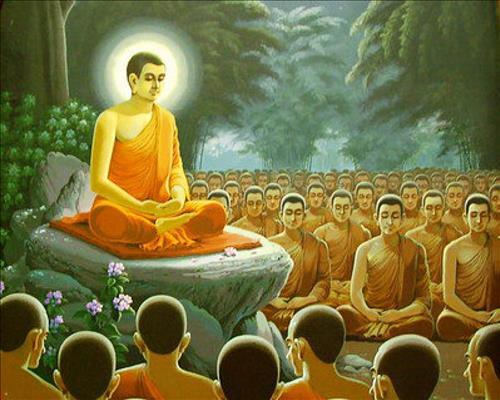 Lời Phật dạy về đạo làm người: Đừng nản chí vì đó là việc cả đời