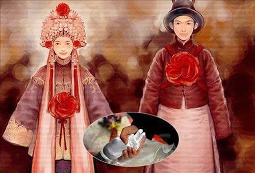 Hủ tục Minh hôn tại Trung Quốc - Nơi những đám cưới ma vẫn lộng hành