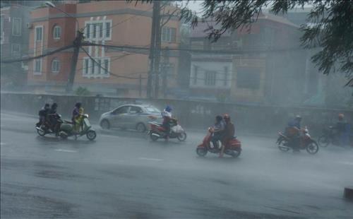 Dự báo thời tiết 10 ngày tới 4-14/7: Từ ngày 7/7 trở đi, lượng mưa giảm dần ở Bắc và Trung Bộ