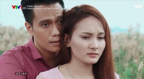 Dien vien Viet Anh trong Song chung voi me chong