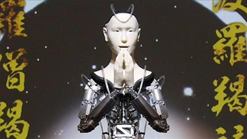 Robot giang dao tai nhat ban Kannon