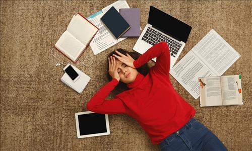 Stress vi qua tai cong viec 3