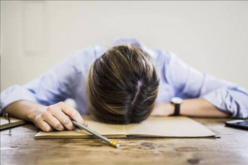 Stress vi qua tai cong viec