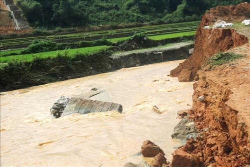 Dự báo thời tiết 3 ngày tới 5-7/9: Cảnh báo lũ quét, sạt lở đất và ngập úng tại các tỉnh từ Nghệ An đến Quảng Trị