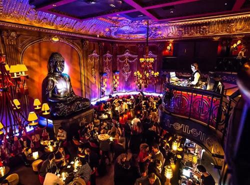 Buddha bar va qua bao nhan tien