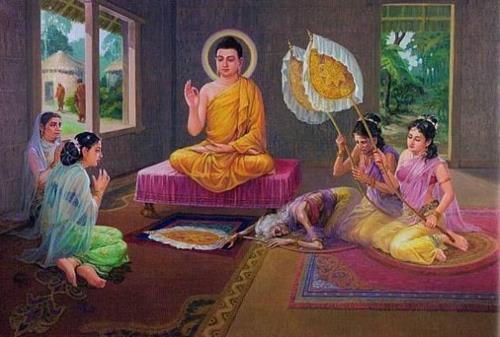 Duc Phat dua ra 8 loi khuyen cho phu nu