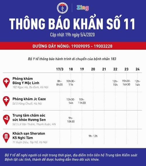 Thong bao khan so 11