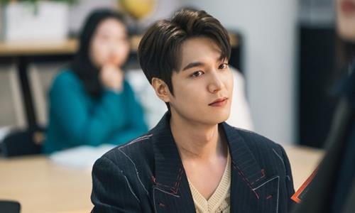 chang trai song tu Lee Min Ho