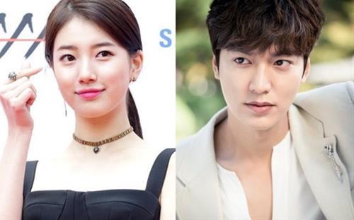 Lee Min Ho hen ho Suzy