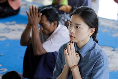 Ngo Thanh Van quy y cua Phat