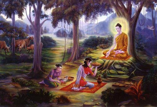 Phu nu nen canh tinh tu loi Phat day