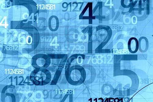 Xem xét ý nghĩa các con số trong phong thủy